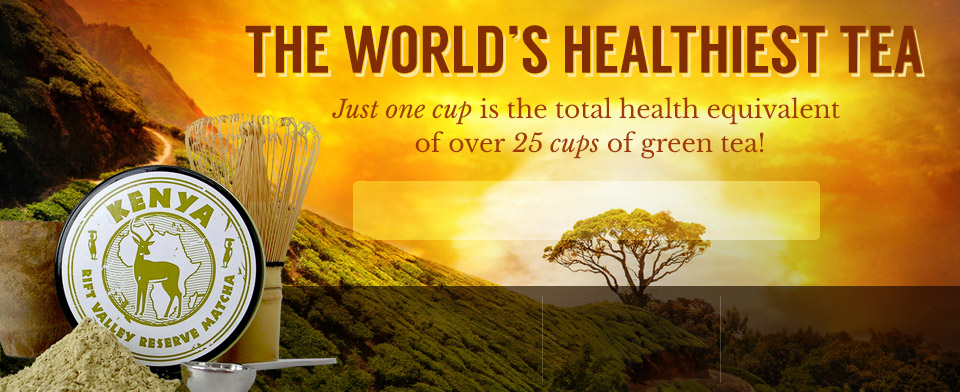 The World's Healthiest Tea